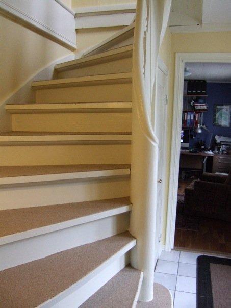 trappen - etter